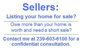 Selling your Savona neighborhood home?  Contact Dan Starowicz at 239-603-6100 today.